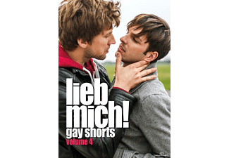 LIEB MICH! - Gay Shorts Volume 4 [DVD]