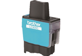 BROTHER Original Tintenpatrone Cyan (LC-900C)