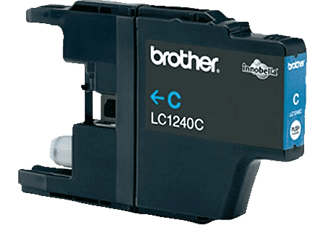 BROTHER Original Tintenpatrone Cyan (LC-1240C)