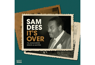Sam Dees - It's Over-70s Songwriter Demos & Masters - (CD)