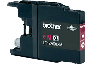 BROTHER Original Tintenpatrone Magenta (LC-1280XLM)