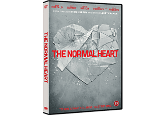 The Normal Heart Drama DVD