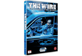 The Wire S3 Drama DVD