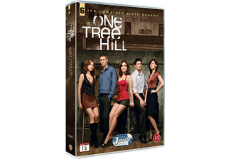 One Tree Hill S6 Drama DVD