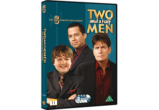 Two And a Half Men S6 DVD