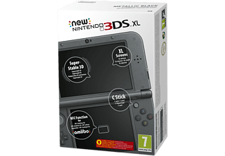 NINTENDO New 3DS XL - Svart