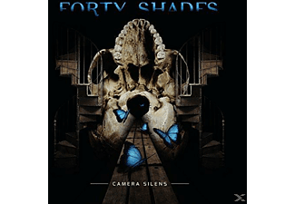 Forty Shades - Camera Silens - (CD)