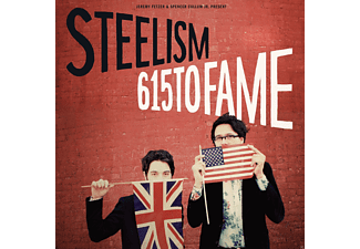 Steelism - 615 To Fame [Vinyl]