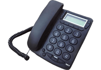 TELCO TM-PA036 Black - (01.258)