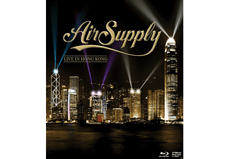 Air Supply - Live In Hong Kong - (Blu-ray)