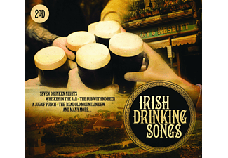 VARIOUS - Irish Drinking Songs - (CD)