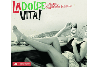 VARIOUS - La Dolce Vita-Italian Cool [CD]
