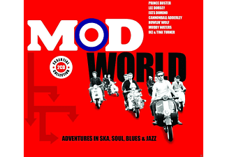 VARIOUS - Mod World-Essential Collection [CD]