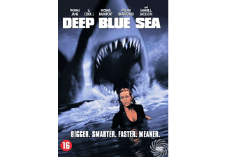 Deep Blue Sea | DVD