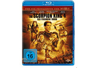The Scorpion King 4 - Der verlorene Thron - (Blu-ray)