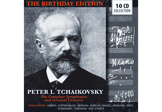 VARIOUS, Various Orchestras - The Birthday Edition - (CD)