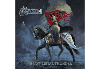 Saxon - Heavy Metal Thunder - (CD)