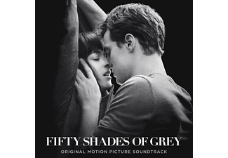 Various Fifty Shades Of Grey Soundtrack CD