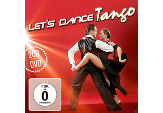 VARIOUS - Tango-Let's Dance.2 Cd & Dvd - (CD + DVD)
