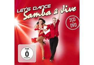 VARIOUS - Samba & Jive - Let's Dance [CD + DVD]