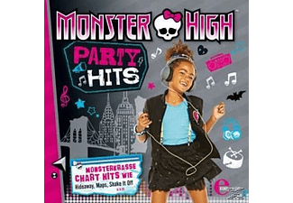Monster High - Party Hits - (CD)