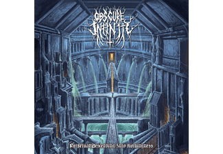 Obscure Infinity - Perpetual Descending Into Nothingness [CD]