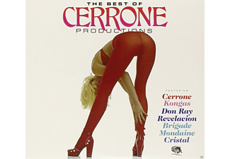 Cerrone - Best Of Cerrone Productions, Th [CD]