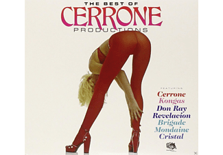 Cerrone - Best Of Cerrone Productions, Th - (CD)
