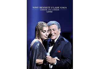 Tony Bennett, Lady Gaga - Cheek To Cheek - (DVD)