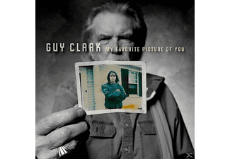 Guy Clark - My Favourite Picture Of You - (Vinyl)
