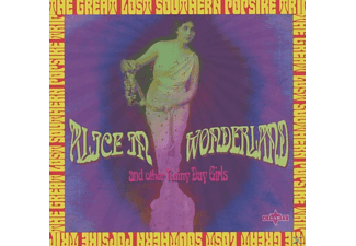 VARIOUS - Alice In Wonderland & Other Rainy Day Girls [CD]