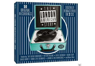 VARIOUS - The London American Story [CD]