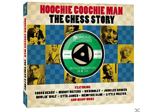 VARIOUS - Hoochie Coochie Man - The Chess Story - (CD)
