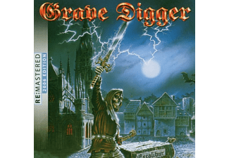 Grave Digger - EXCALIBUR - REMASTERED 2006 - (CD)
