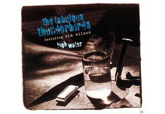 The Fabulous Thunderbirds - High Water - (CD)
