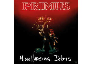 Primus - Miscellaneous Derbis [CD]