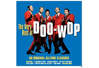 VARIOUS - Very Best Of Doo Wop - (CD)