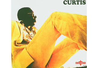 Curtis Mayfield - Curtis - (CD)