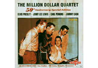 VARIOUS, The Million Dollar Quartet - Million Dollar Quartet-50th [CD]
