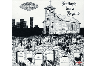 VARIOUS - Epitaph For A Legend-Ltd- - (CD)