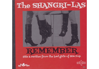 The Shangri - Remember... - (CD)