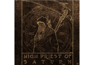 High Priest Of Saturn - High Priest Of Saturn - (CD)