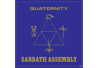 Sabbath Assembly - Quaternity - (CD)