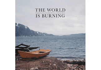 Mat McNerney, Kimmo Helen - The World Is Burning - (CD)