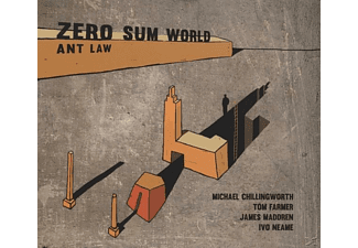 Ant Law - Zero Sum World [CD]