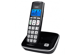 FYSIC Téléphone sans fil Big Button (FX-7000)