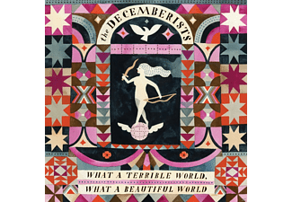 The Decemberists - What A Terrible World, What A Beautiful World (Vinyl LP (nagylemez))