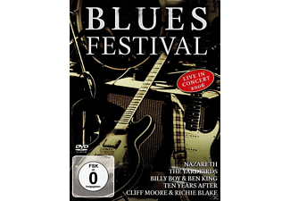 VARIOUS - Blues Festival - (DVD)