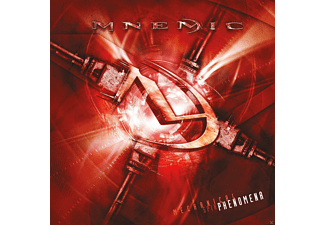 Mnemic - Mechanical Spin Phenomena (Re-Release) - (CD)