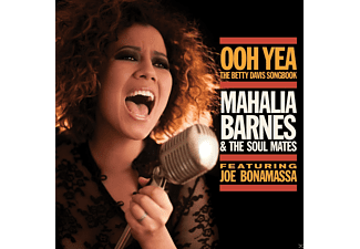 Mahalia Barnes and The Soul Mates - Ooh Yea - The Betty Davis Songbook feat. Joe Bonamassa (CD)